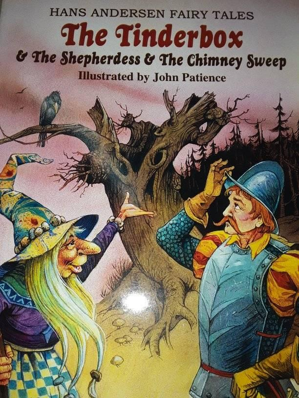 THE TINDERBOX & THE SHEPHERDESS & THE CHIMNEY SWEEP