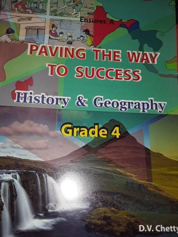 PAVING THE WAY TO SUCCESS HISTORY AND GEOGRAPHY